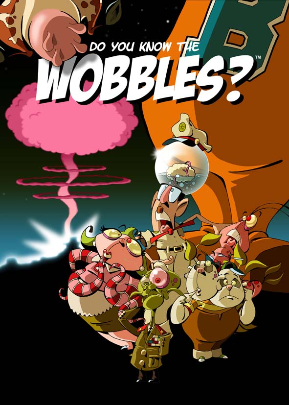 THE WOBBLES klein